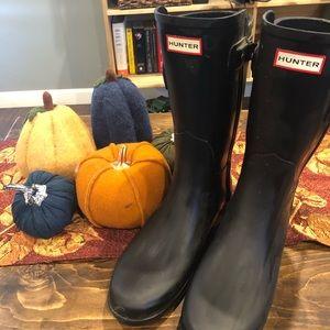 Hunter Rain boots - size 9